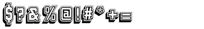 Kegger Collegiate Font OTHER CHARS