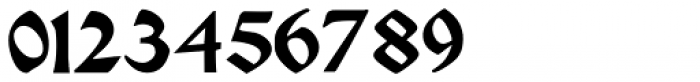 Kelmscott Font OTHER CHARS