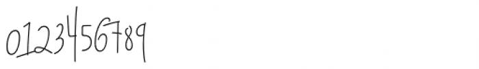 Kelpie Monoline Font OTHER CHARS