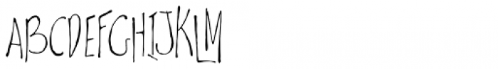 Kelpie Font UPPERCASE