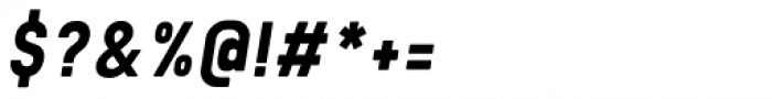 Kelpt A1 Bold Italic Font OTHER CHARS