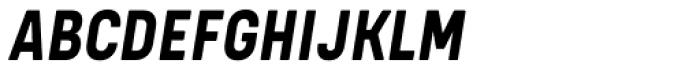 Kelpt A1 Bold Italic Font UPPERCASE