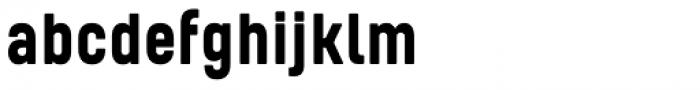 Kelpt A1 Bold Font LOWERCASE