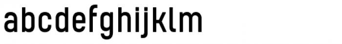 Kelpt A1 Regular Font LOWERCASE