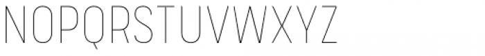 Kelpt A2 Thin Font UPPERCASE