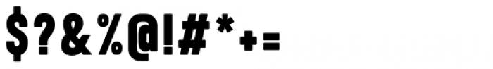 Kelpt A3 Black Font OTHER CHARS