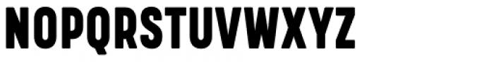Kelpt A3 Black Font UPPERCASE