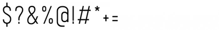 Kelpt A3 Light Font OTHER CHARS