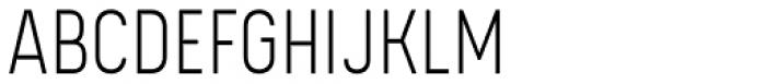 Kelpt A3 Light Font UPPERCASE
