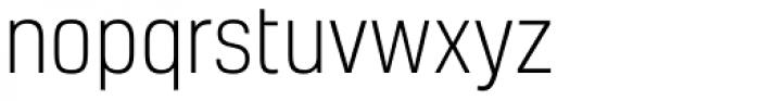 Kelson Light Font LOWERCASE