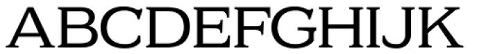 Kelvingrove Font UPPERCASE