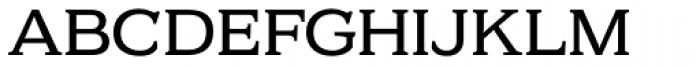 Kelvingrove Font LOWERCASE