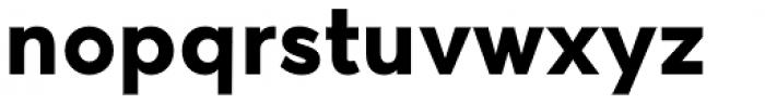 Kentledge Black Font LOWERCASE