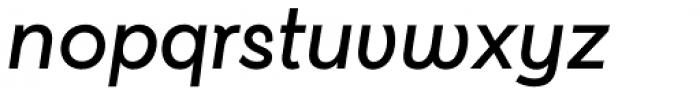 Kentledge Bold Italic Font LOWERCASE