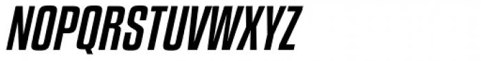 Kenyan Coffee Italic Font UPPERCASE