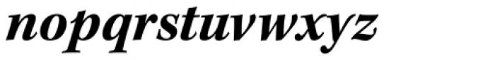 Kepler Std Bold Italic Font LOWERCASE
