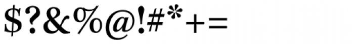 Kepler Std Caption Medium Font OTHER CHARS