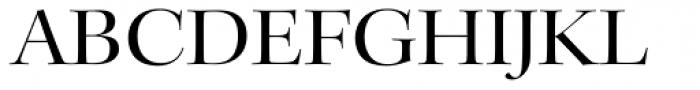 Kepler Std Display Ext Regular Font UPPERCASE