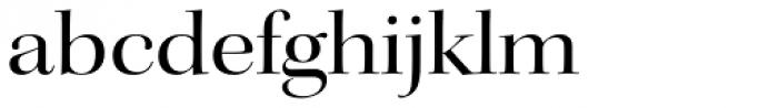 Kepler Std Display Ext Regular Font LOWERCASE