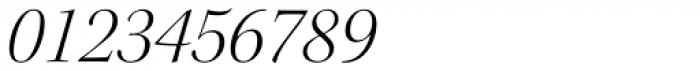 Kepler Std Display Light Italic Font OTHER CHARS