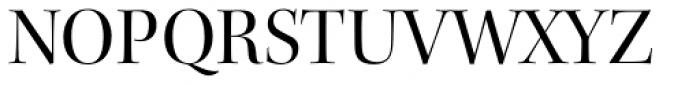 Kepler Std Display Regular Font UPPERCASE