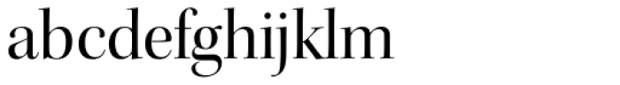 Kepler Std Display Regular Font LOWERCASE
