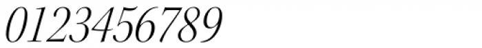 Kepler Std Display SemiCond Light Italic Font OTHER CHARS