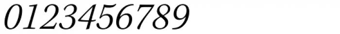 Kepler Std Light Italic Font OTHER CHARS