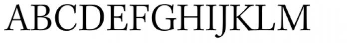 Kepler Std Light Font UPPERCASE