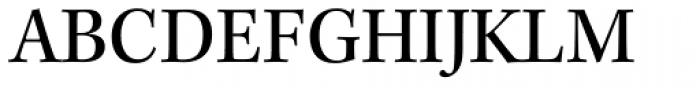 Kepler Std Regular Font UPPERCASE