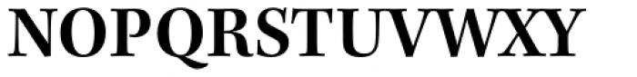 Kepler Std SemiBold Font UPPERCASE