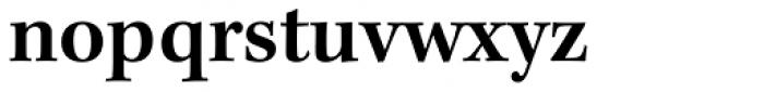 Kepler Std SemiBold Font LOWERCASE