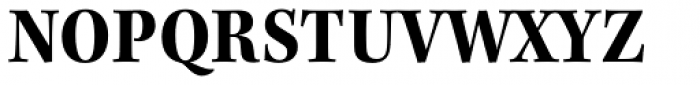 Kepler Std SemiCond Bold Font UPPERCASE