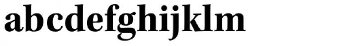 Kepler Std SemiCond Bold Font LOWERCASE