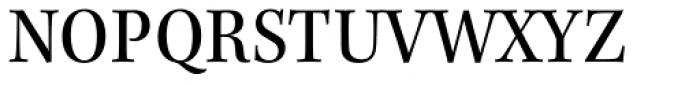 Kepler Std SemiCond Regular Font UPPERCASE