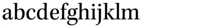 Kepler Std SemiCond Regular Font LOWERCASE