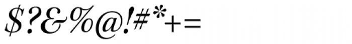 Kepler Std SubHead Italic Font OTHER CHARS