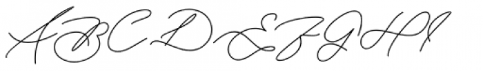 Keraton Regular Font UPPERCASE