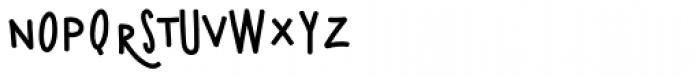 Kermel Medium Font UPPERCASE