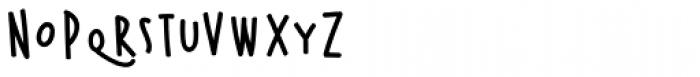 Kermel Medium Font LOWERCASE