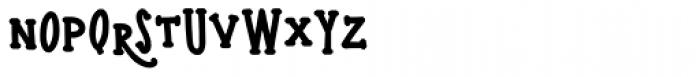 Kermel Serif Bold Font UPPERCASE