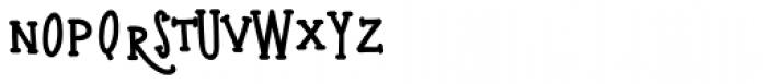 Kermel Serif Medium Font UPPERCASE
