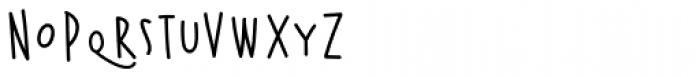 Kermel Font LOWERCASE