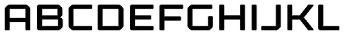 Kernel SC Semibold Font UPPERCASE