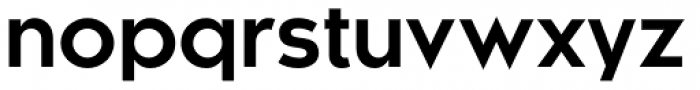 Kessel 105 Bold Font LOWERCASE