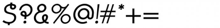Kessel 105 Remix Regular Oblique Font OTHER CHARS