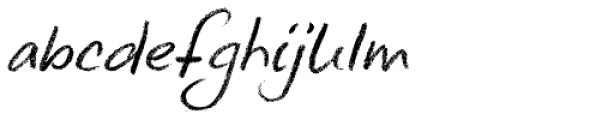 Keswick Italic Font LOWERCASE