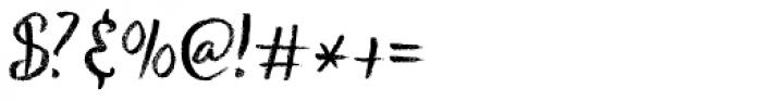 Keswick Font OTHER CHARS