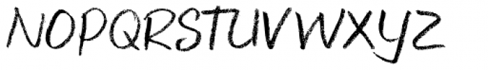 Keswick Font UPPERCASE