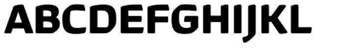 Kette Pro Bold Font UPPERCASE